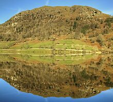Nab Scar Reflections by Jamie  Green