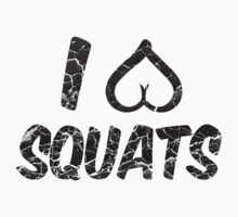 I (Heart) Squats by Look Human