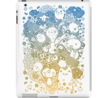 Spaced Funny Bunny Whotsit iPad Case/Skin