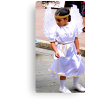 Cuenca Kids 230 Canvas Print