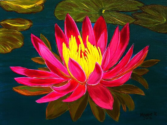 Water Lily by maggie326