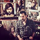 In the Studio 2012 by Michael  Shapcott