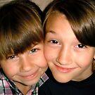 Katrisha and Makayla by Shulie1