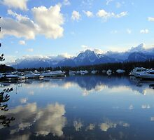 Reflection Lake 2 by podspics