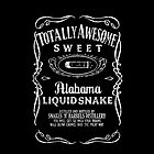 Totally Awesome Sweet Alabama Liquid Snake (iPhone) by skyekathryn