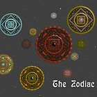 The Zodiac Calendar by Valerie Hartley Bennett