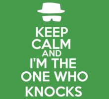 I'm the one who knocks! by Flippinawesome