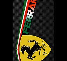 Hello Ferrari ♞ by lewismdesigns
