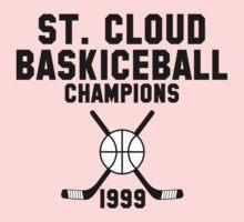 St. Cloud Baskiceball Champions Kids Clothes