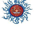 Goblin Sun by Rev.J.R.N III Goblinsgrotto