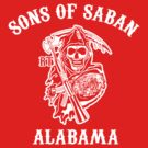 Sons of Saban Alabama design. by Tardis53