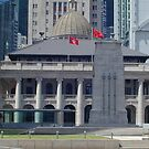 Hong Kong Legislative Council Building by DavidsArt