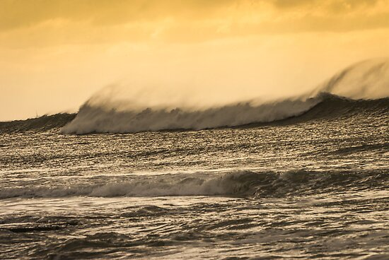 The Wave by Andrew Lever