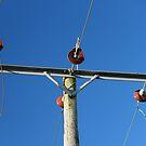 Electricity Pylon by MelTho
