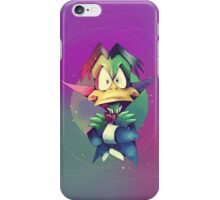 Count Duckula iPhone Case/Skin