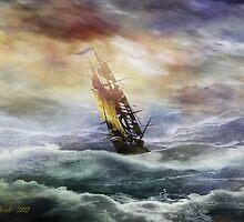 Journey Beyond Horizon by Stefano Popovski