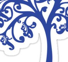 Tree of life b Sticker