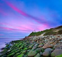 Nobby's Lighthouse, Newcastle by Andy Gock