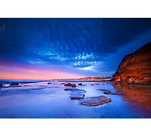 Susan Gilmore / Bar Beach Photographic Print