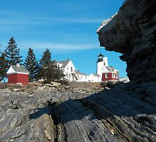 Pemaquid Lighthouse 22 by MarquisImages