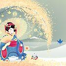 Turning Japanese by Jenny Lloyd