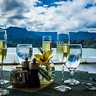 Champagne in St. Regis Princeville  by chrisfb1