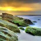 Tamarama Sunrise by TedmBinegas