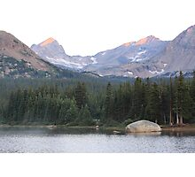 Indian Peaks Photographic Print
