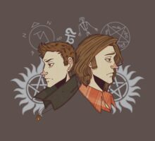 Winchester Brothers by PotatoCrisp