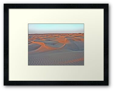 Open Desert by globeboater