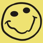 Nirvana style smiley face by stansbury