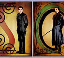 Men of Farscape by spritelady