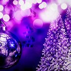 Christmas in Purple by Kym Howard