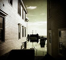 Motif #1-Rockport, MA by Adam  Austin