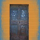 Blue Door by Karen Lewis