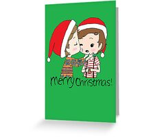 Merry Christmas Larry Stylinson Greeting Card