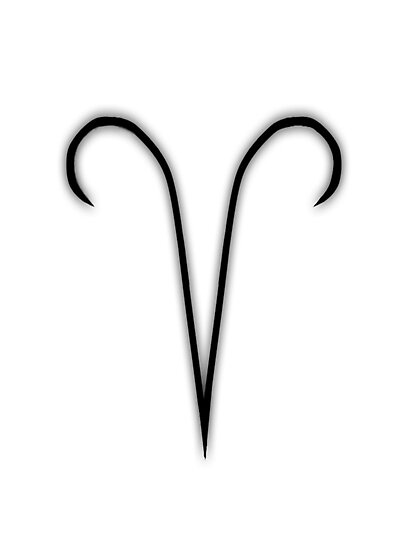 Displaying (18) Gallery Images For Zodiac Aries Symbol...