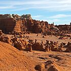 Goblin Valley by Judson Joyce