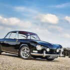 Karmann Ghia Razor Edge by Steve Sharp