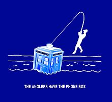 The Anglers have the Phone Box by BlueShift