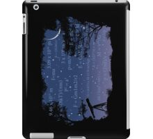 Formulas Matter iPad Case/Skin
