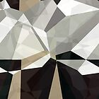 Abstract Polygons 212 by Christopher Johnson