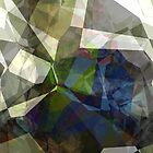 Abstract Polygons 215 by Christopher Johnson