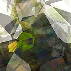 Abstract Polygons 216 by Christopher Johnson