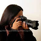 THE EYE BEHIND THE CAMERA! by kamaljeet kaur