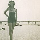 JoAnn Murphy at Long Beach California by Thomas Murphy