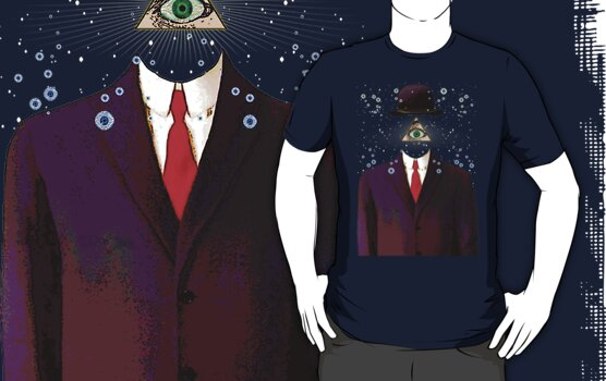 The Son of All Seeing Eye by GUS3141592