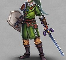 Link: Hero of Time by Bendragon