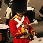 Drummer - Royal Scots Dragoon Guards (Carabiniers and Greys) by Colin Shepherd