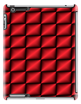 SOLD - RED COVERS AND CASES by iTeeDept